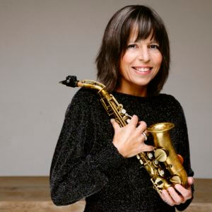 RSQ Christine Rall Soprano Saxophone