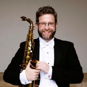 RSQ Elliot Riley Alto Saxophone