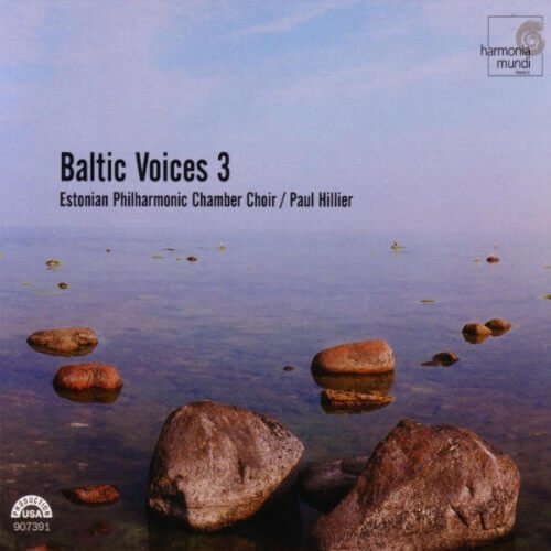 Baltic Voices 3 Cover