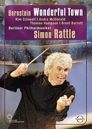 Bernstein wonderful town cover
