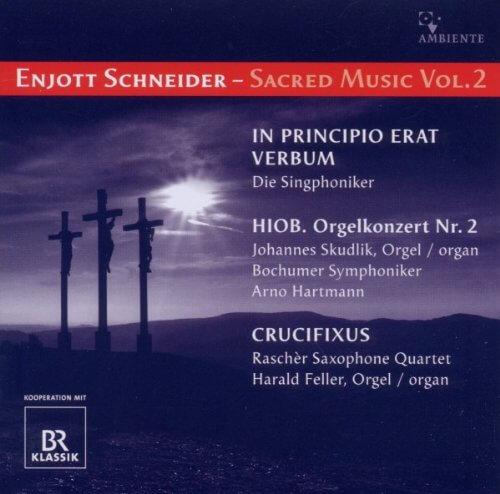 Enjott Schneider Sacred Music Cover