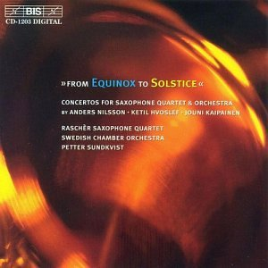 Equinox to Solistice Cover