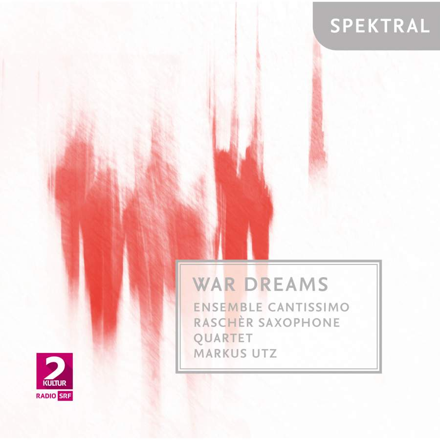 War dreams cover