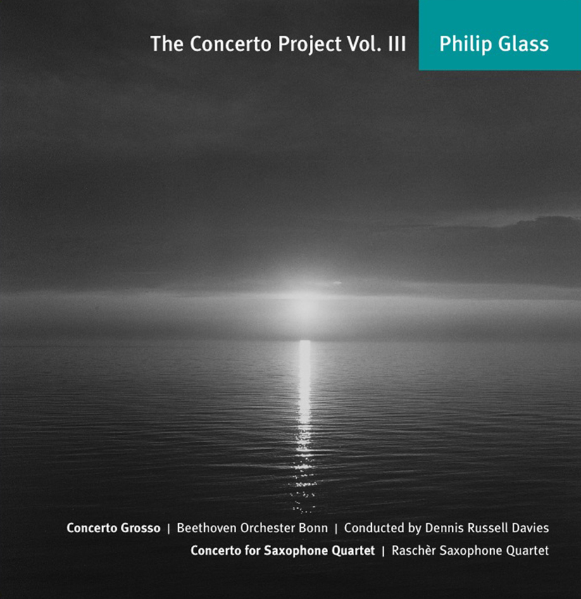 Concerto project III Cover