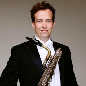 RSQ Oscar Trompenaars Baritone Saxophone